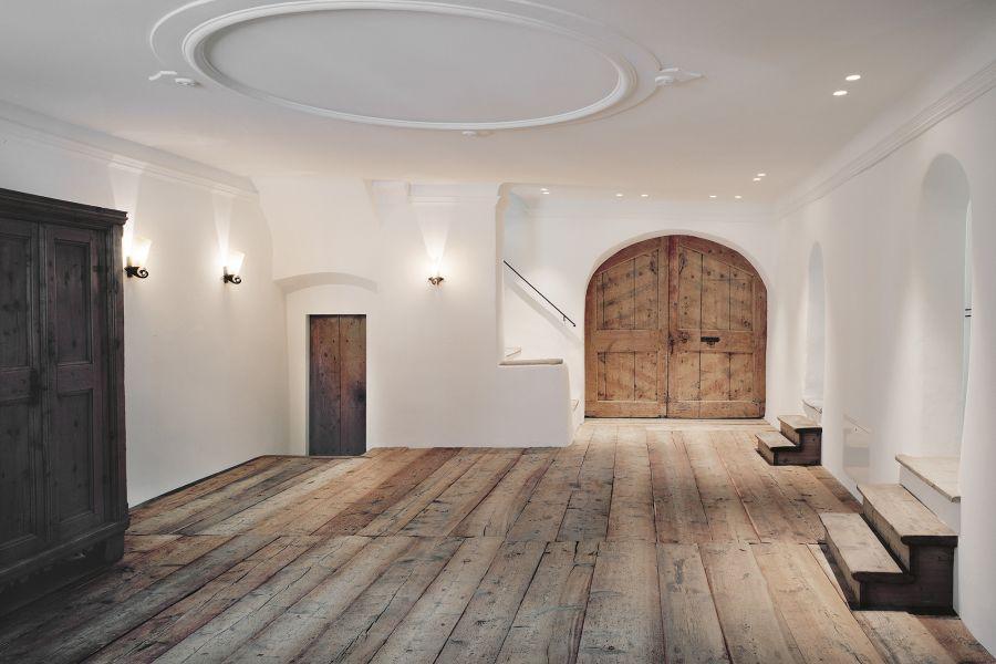 projekte referenzen lain l pontresina antikholz. Black Bedroom Furniture Sets. Home Design Ideas